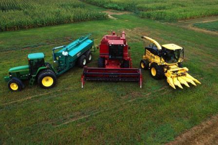 Macchine agricole: classificazione e utilizzo