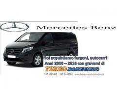 Acquisto veicoli commerciali in fermo amministrativo