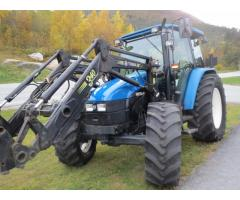 New  Holland  TL100DC