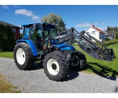 New Holland TL100 DC .trima 340