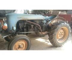 trattore landini r3000 + erpice + botte irroratrice
