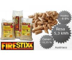 pellet austriaco abete firestixx caserta